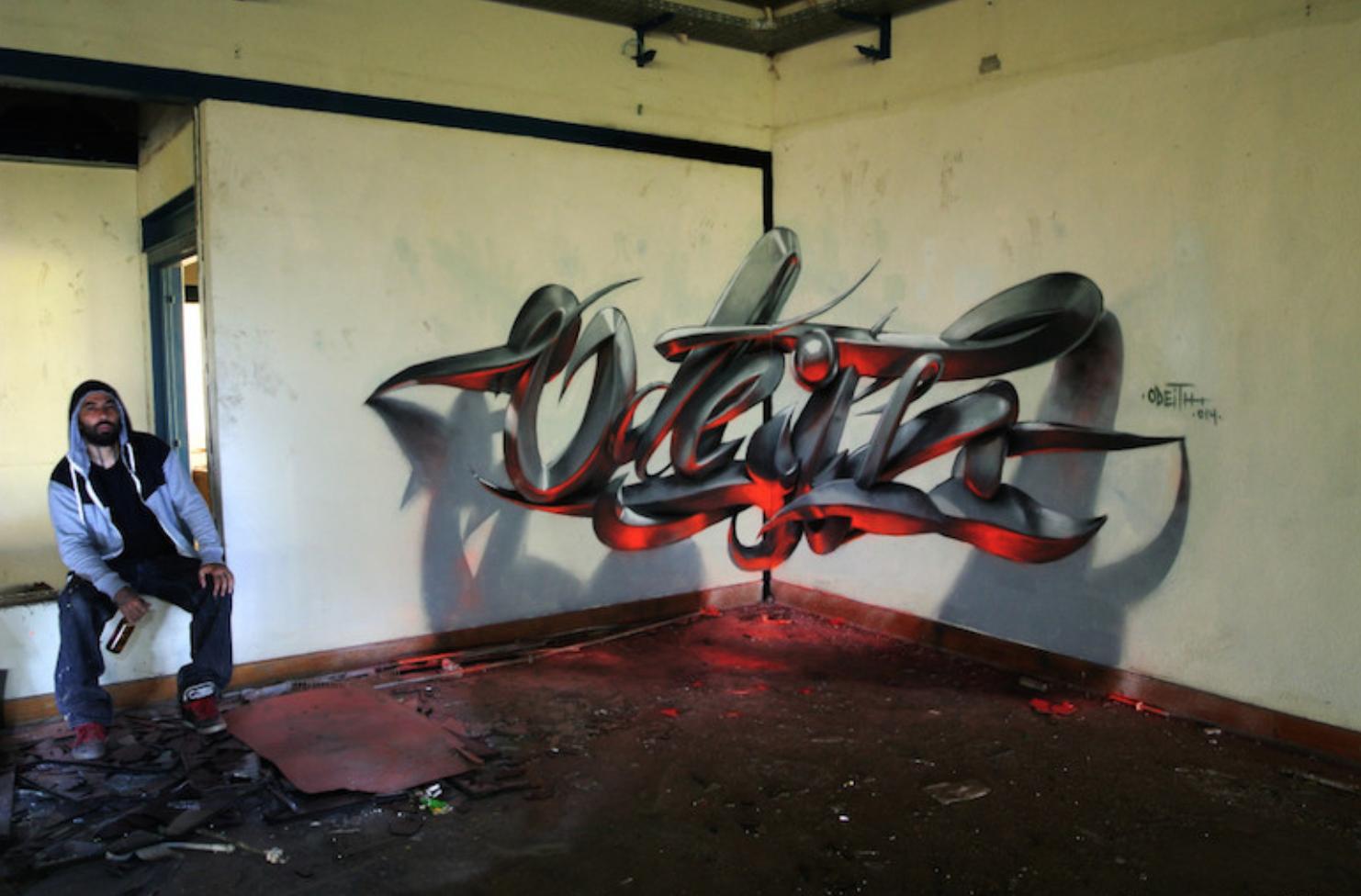 3d Graffiti 3 Freedom Of Creation