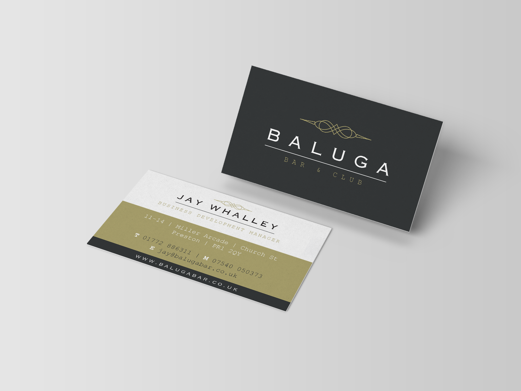 business card | Freedom of Creation